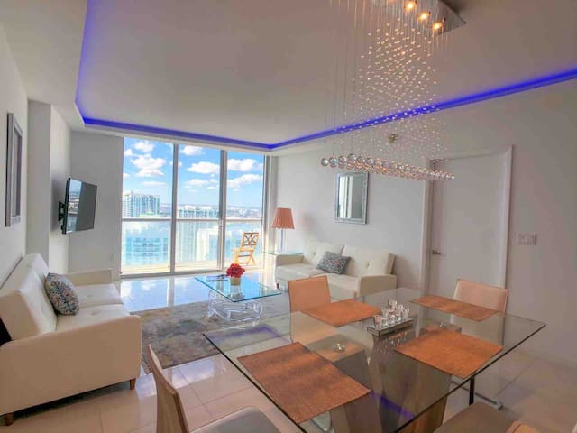 •LUXURY PENTHOUSE ICON BRICKELL MIAMI 5*C+SPA,GYM!