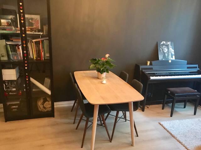 Nydelig leilighet i Gamle Oslo