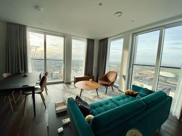 En-suite luxurious double room