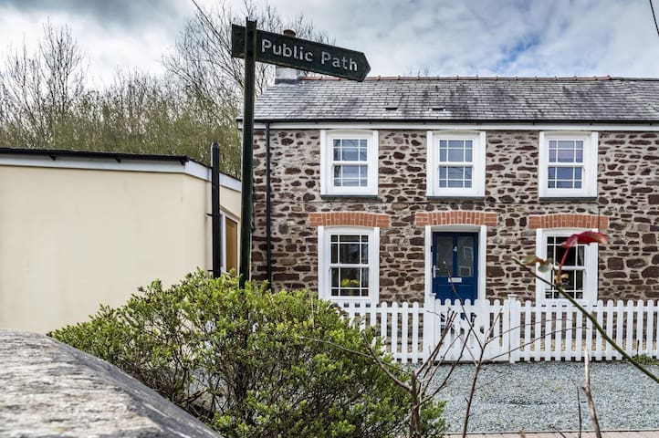 Chapel View - Guilford Bridge- 2 Bed Cottage - Llangwm