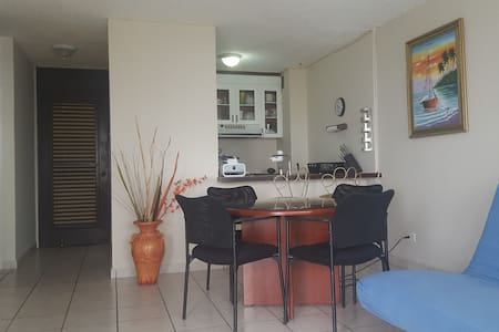 Front Beach Apartment - Luquillo - Társasház