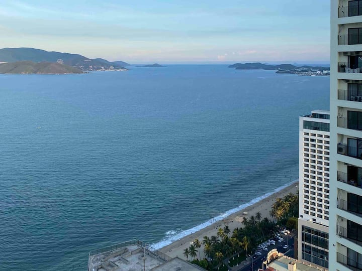 GOLDCOAST Apartment (25) Highfloor Seaview