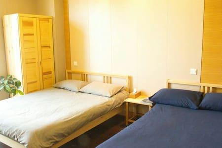 独立卫浴 双床房 - Wohnung
