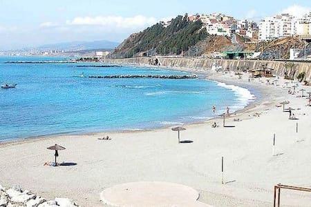 Habitación de lujo en apartamento amplio - Ceuta - House