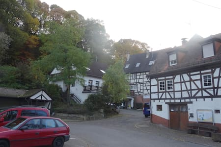 Märchenhaftes gemütliches Häuschen - Dörrenbach