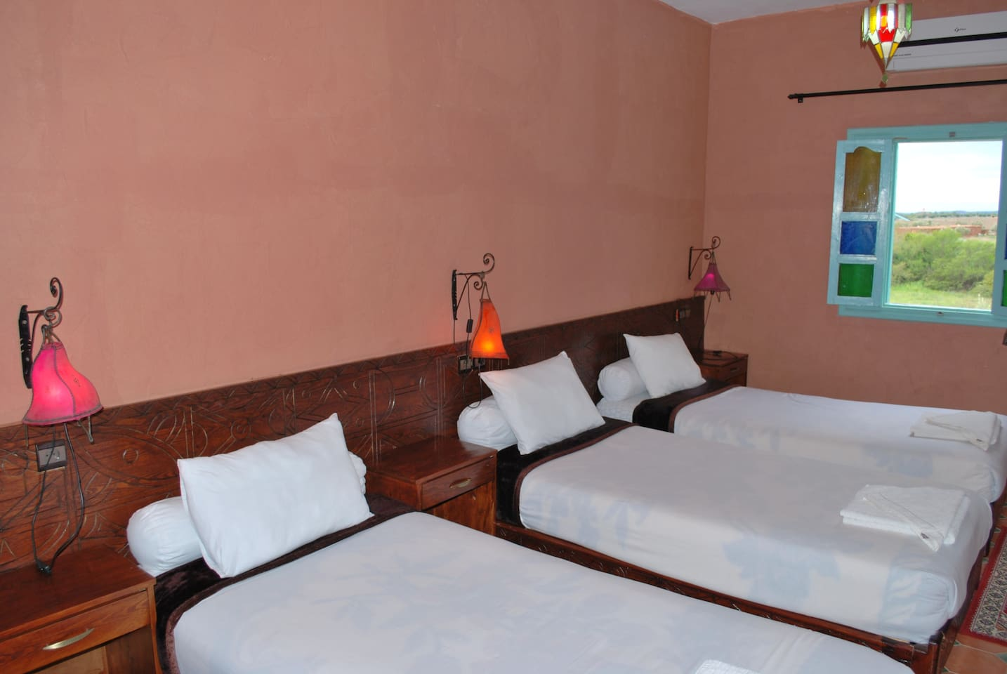 Gite Souss private room (Akila)