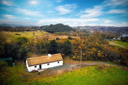 Traditional Thatched Cottage (PET FRIENDLY)