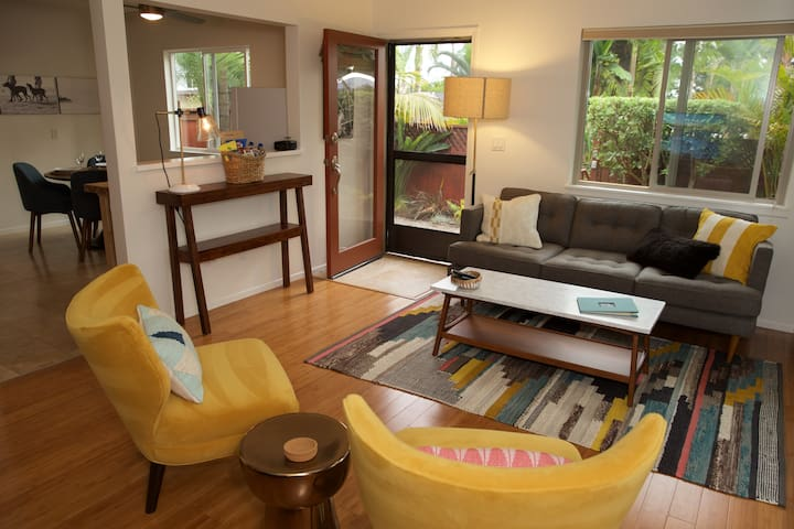 Cardiff - near San Elijo Beach - 2BD/1BA sleeps 4 - Encinitas - Ev