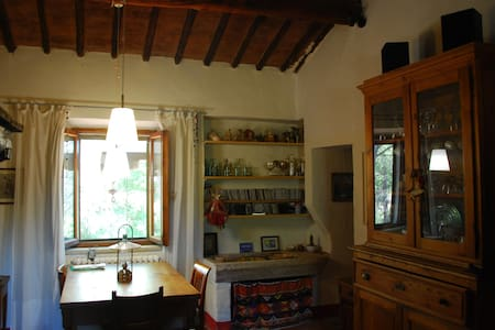 Beautiful Tuscan Country House, 10 Km from Siena. - Sovicille - Villa