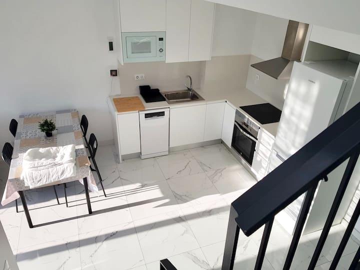 Duplex familiar en el centro de Terrassa - ROSA