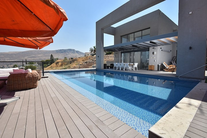 Amazing villa with stunning views(villa Iwo's)