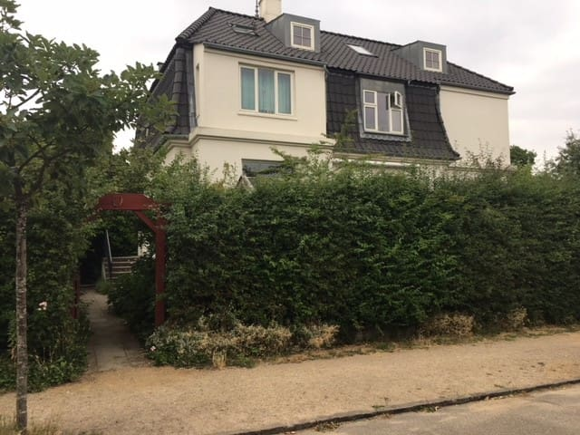 Family house only 8 minutes from Cph city centre
