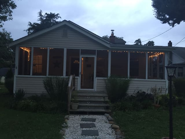 Cozy 3BD Cottage Chesapeake City - Earleville - Hus