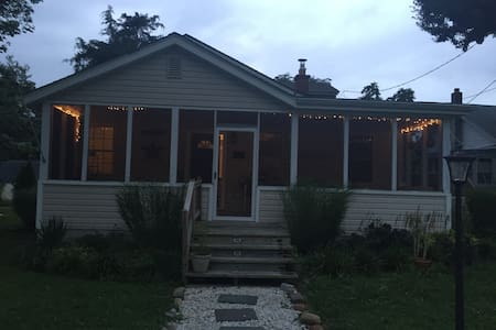 Cozy 3BD Cottage Chesapeake City - Earleville - Haus