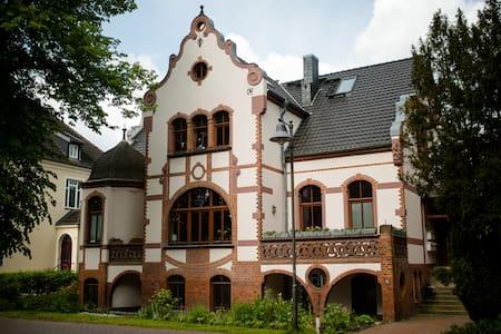 Gemütliches Mini-Studio mit Alkoven in alter Villa - Bad Doberan - Другое