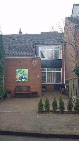 Prachtig comfortabele gezinswoning Hoogland - Hoogland - Casa