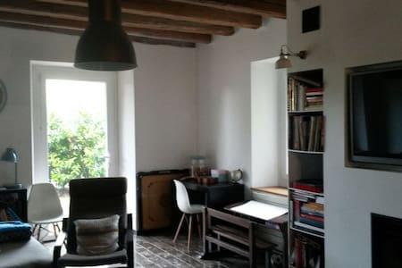 Maison de ville avec extérieurs - Gaillard - Casa