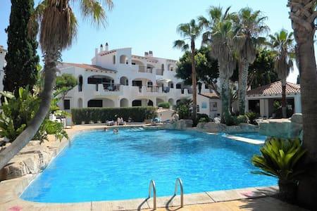 Apartamento en Menorca situado en Cala en Porter