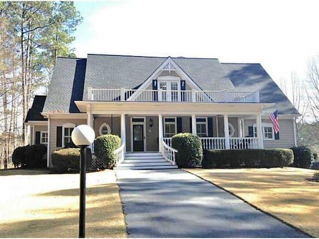 Our Georgia Estate