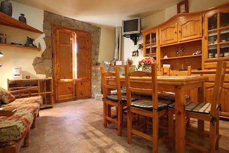 Can Bastus d'Orcau - Holiday Home - Orcau