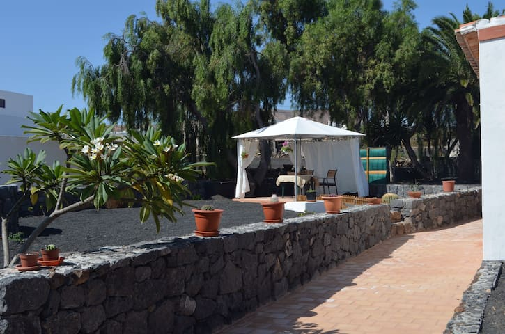 Vacaciones en el campo de Lanzarote - Teseguite - Appartement