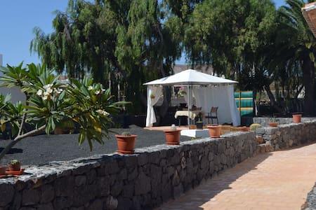 Vacaciones en el campo de Lanzarote - Teseguite - Wohnung