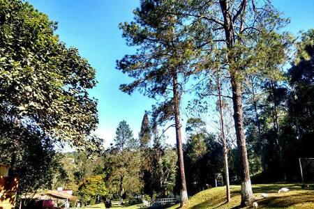 Rancho do Verde - Chácara em Suzano/SP
