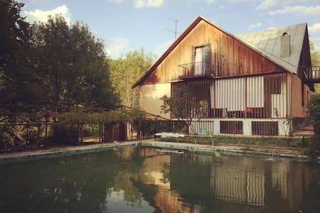 Zaza's Villa in Tskhvarichamia