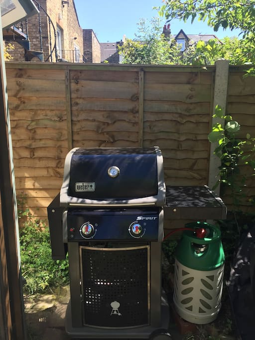Grill for BBQs