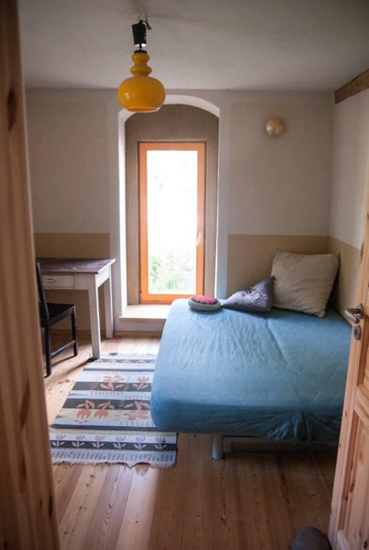 Zimmer/Wohnung in Familien-WG am Waldrand und See