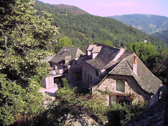 Chambre d'hôte n°2 :  2 à 4 pers. en vallée du Lot