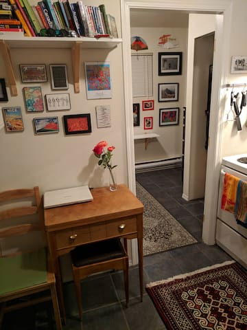 Small space living - centrally located!