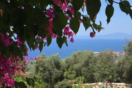 Private room with amazing view - Agios Nikolaos - Wikt i opierunek