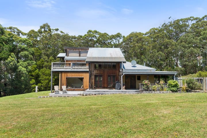 Walshan House - Apollo Bay - House