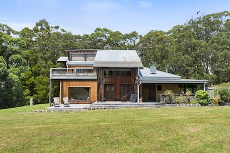 Walshan House - Apollo Bay - Hus