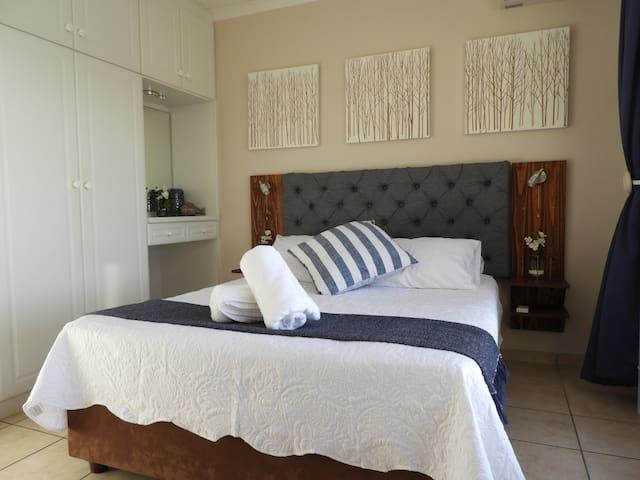 Main bedroom with ocean view