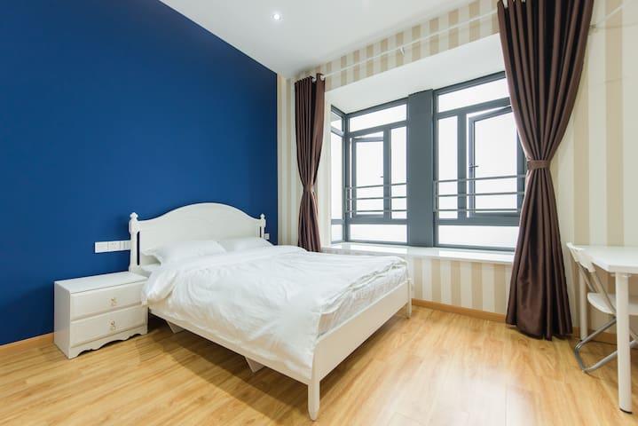 普通大床房 - Hangzhou - Lejlighed