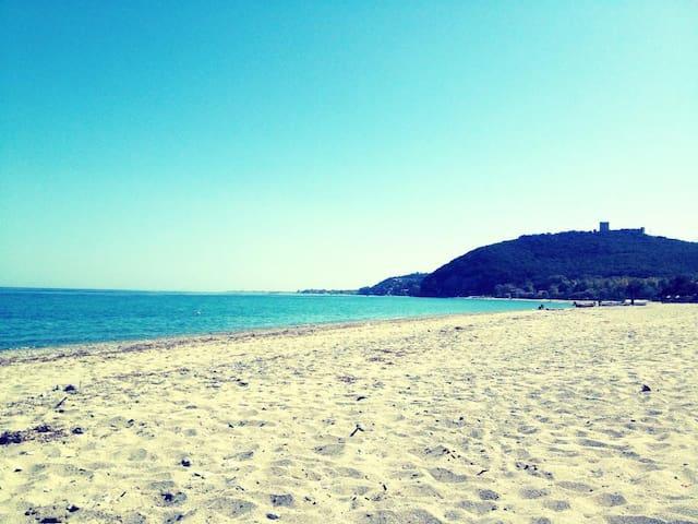 Heraklia Beach | Camping & Studios - Paralia Panteleimonos - Kondominium