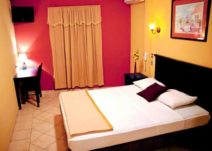 Hotel Merliot, Hab. Matrimonial