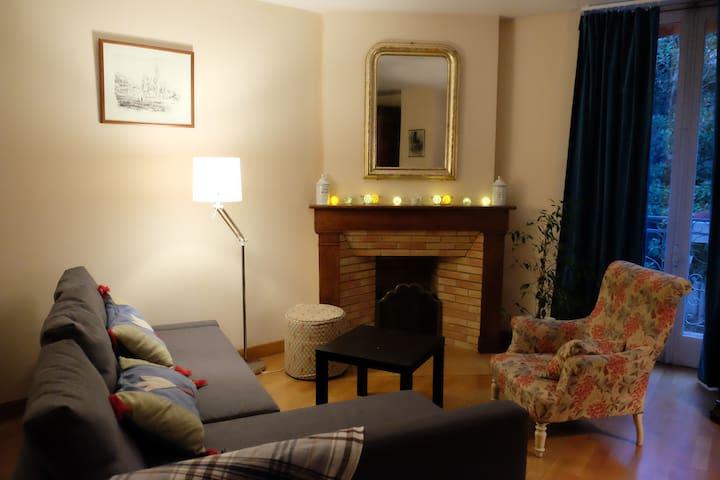 Family apartment centers Luchon - Bagnères-de-Luchon - Wohnung
