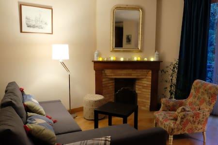Family apartment centers Luchon - Bagnères-de-Luchon - Leilighet