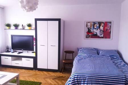 Comfortable apartament  in centre - Bielsko-Biała