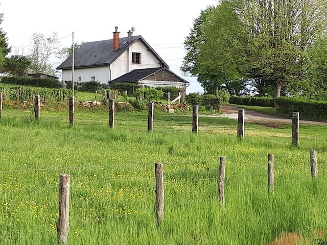 location saisonnière d'une maison à la campagne