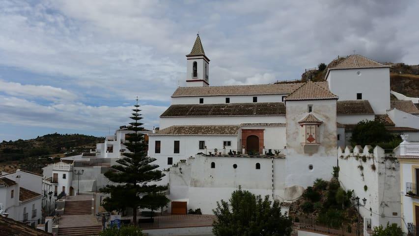 Una estancia diferente en Andalucía - Casarabonela - Apartamento