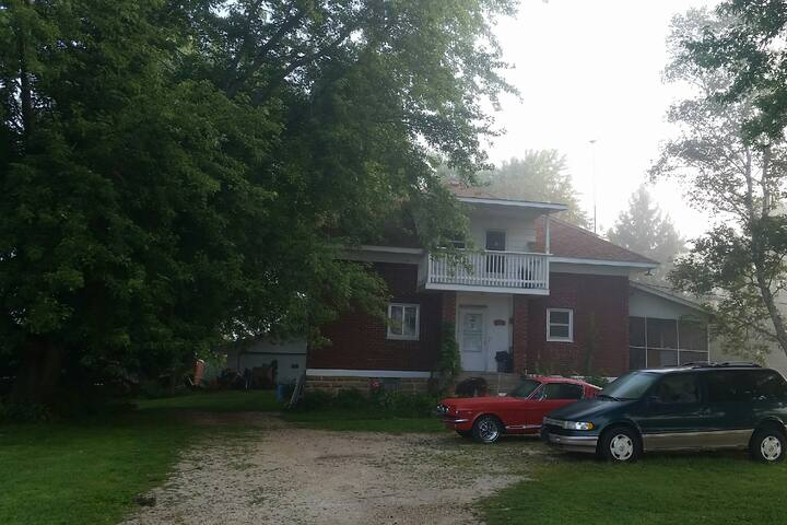 Frenchville Schoolhouse