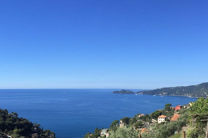 COUNTRY and SEA...+ POOL - Tigullio e Portofino -