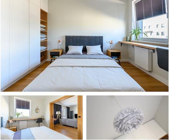 Sypialnia Bedroom