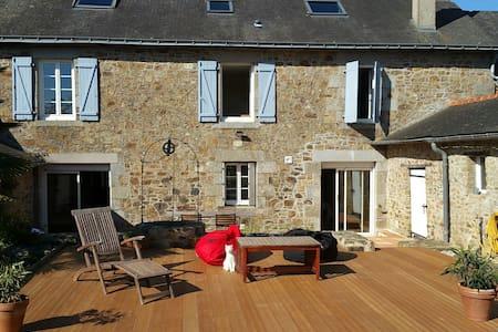 Superbe Maison en pierre - La Bigottière - Haus