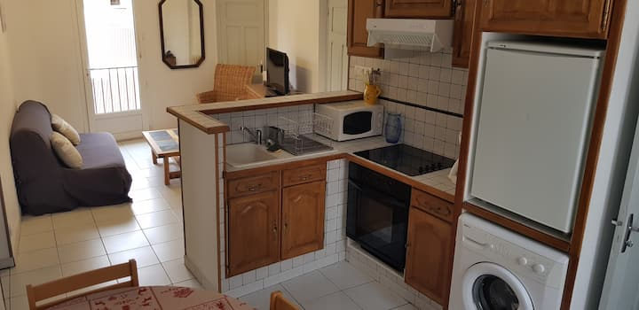 Appartement coquet T3 Mont Louis (-15% à la sem)