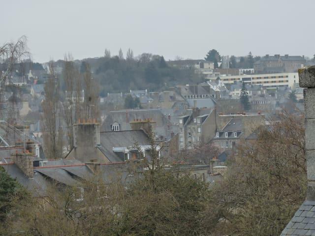 Appartement T2 avec jardin - Guingamp - Flat